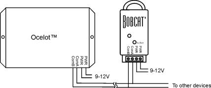 light sensor bobcat